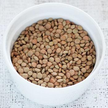 Lentil, Large Brown, organic