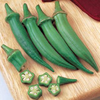 Organic Okra Clemson Spineless 80