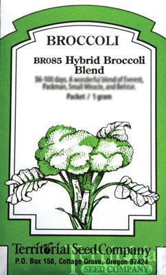 Hybrid Broccoli Blend