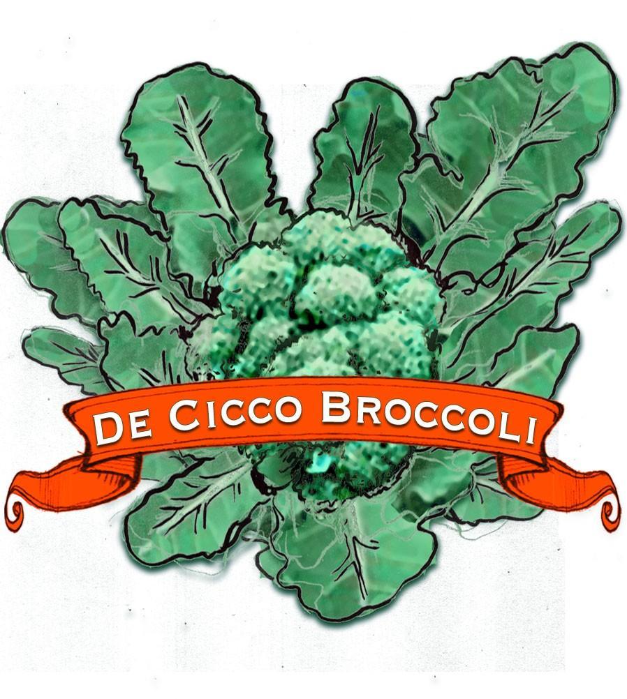 Packet Organic De Cicco Broccoli