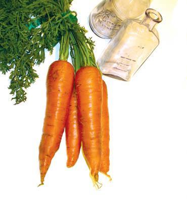 Napa Carrots