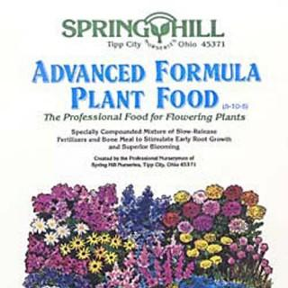 Advanced Formula Plant Food
