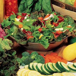 Lettuce Salad Bowl Mix Organic