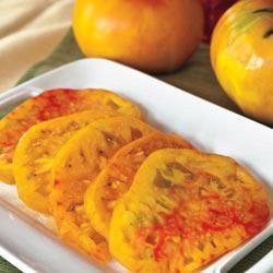 Hawaiian Pineapple Hybrid Tomato