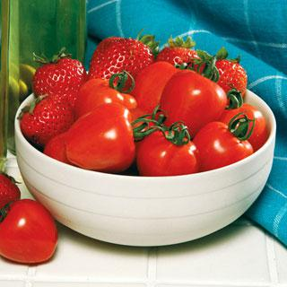 Tomato Tomatoberry Garden Hybrid