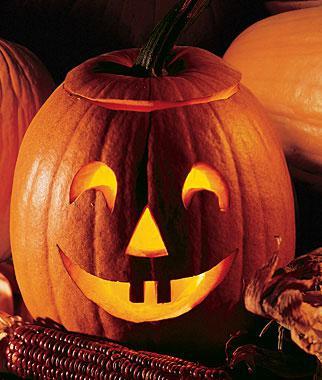 Pumpkin, Jack O' Lantern
