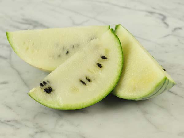 White Sugar Lump Watermelon